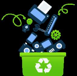 بازیافت پسماند الکترونیک-مسولیت اجتماعی آروند