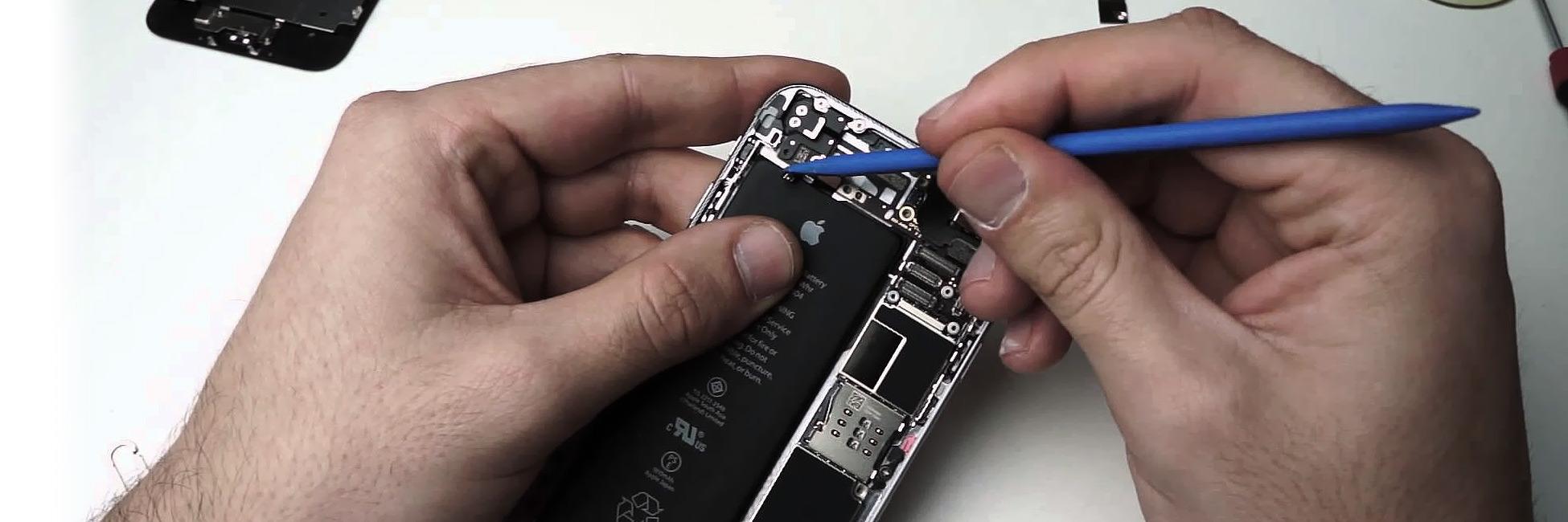 تعمیر اپل آیفون
