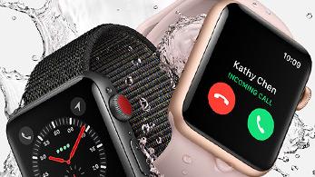 اپل واچ نسل 3 - آروند