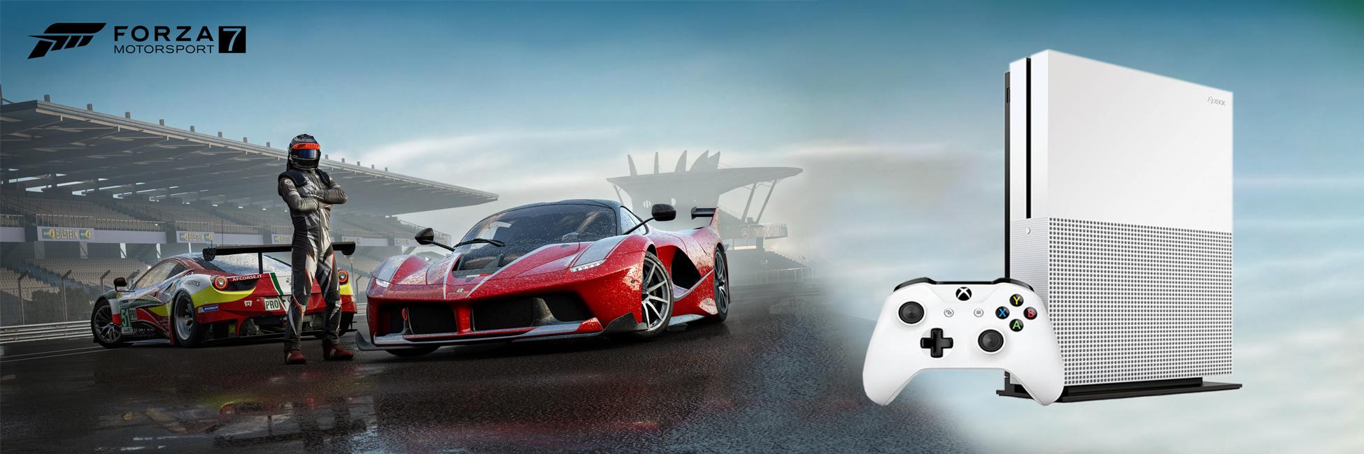 Xbox و بازی محبوب Forza7